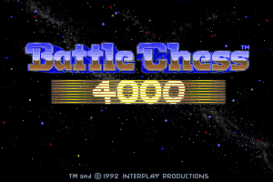 Battle Chess 4000 1