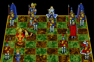 Battle Chess: Enhanced CD ROM 12