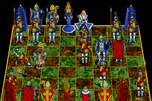 Battle Chess: Enhanced CD ROM 4
