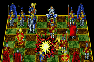 Battle Chess: Enhanced CD ROM abandonware