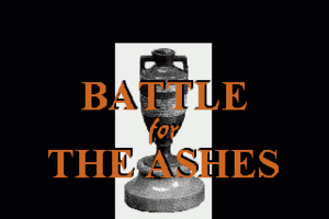 Battle for the Ashes 0