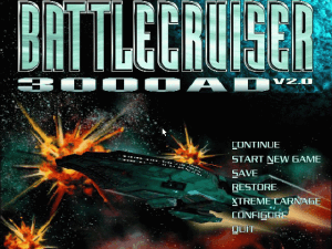 Battlecruiser 3000AD 4