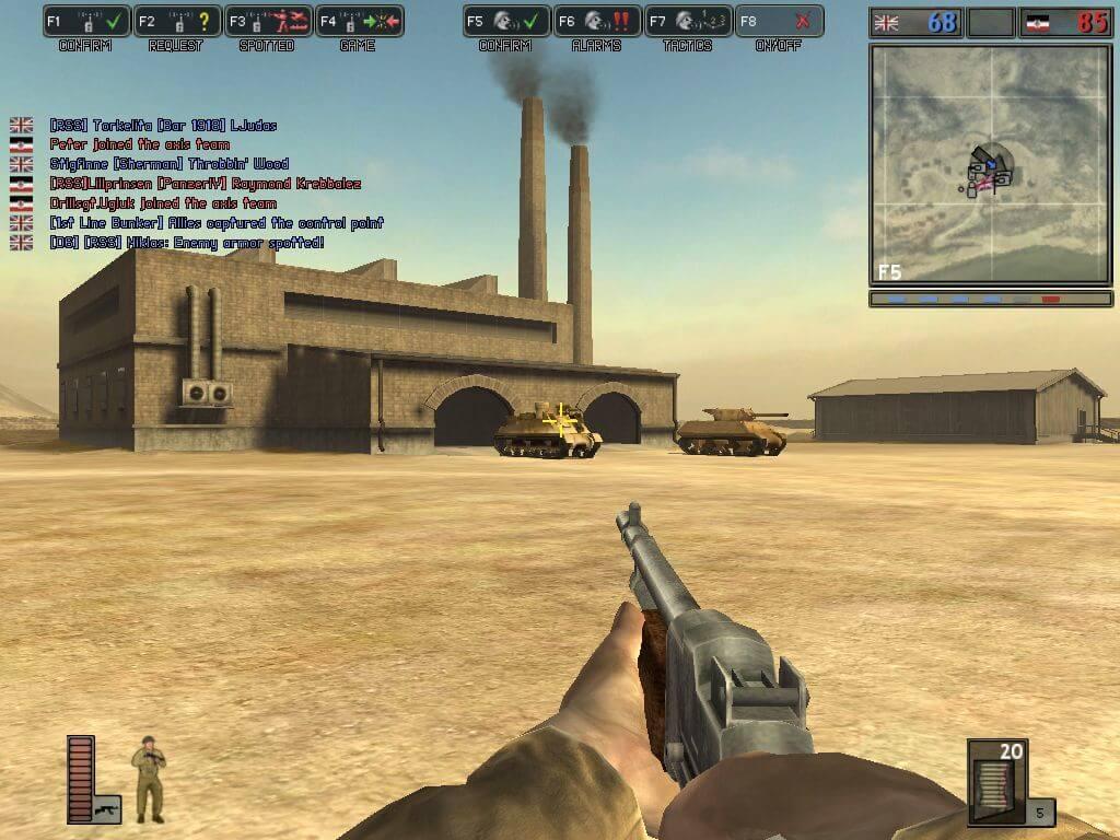 Download Battlefield 1942 (Windows) - My Abandonware