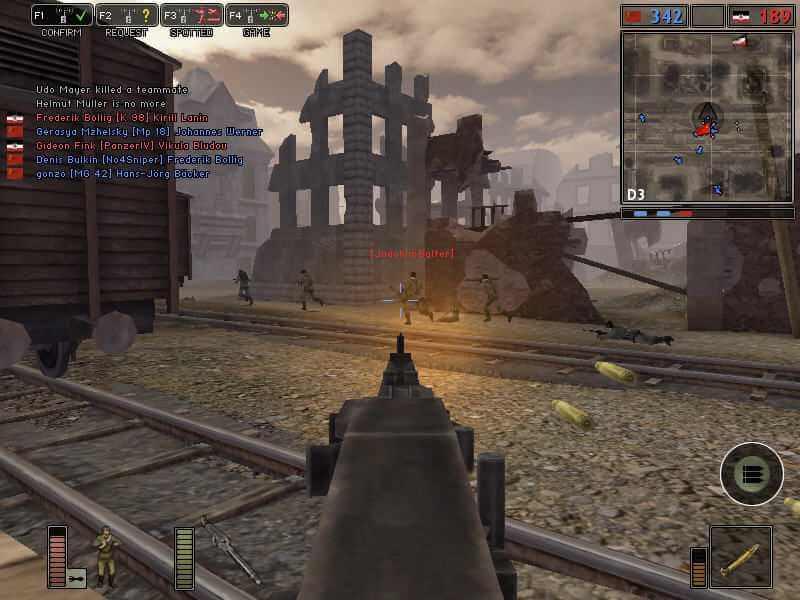 скачать игру Battlefield 1942 бесплатно на русском языке - фото 3