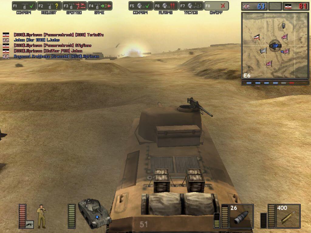 скачать бесплатно игру Battlefield 1942 полная русская версия - фото 6