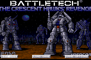 BattleTech: The Crescent Hawks' Revenge 2
