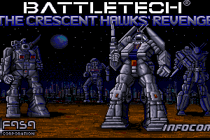 BattleTech: The Crescent Hawks' Revenge 0