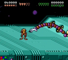 Battletoads / Double Dragon abandonware