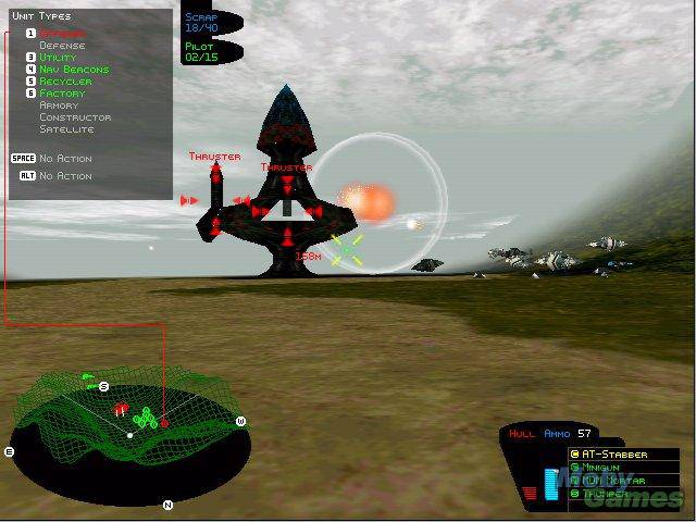 Download battlezone windows my abandonware for Battlezone 2