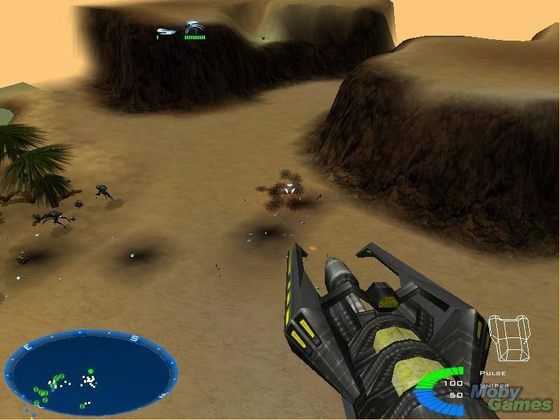 Download battlezone ii combat commander windows my for Battlezone 2