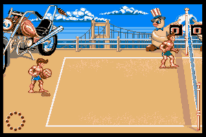 Beach Volley abandonware