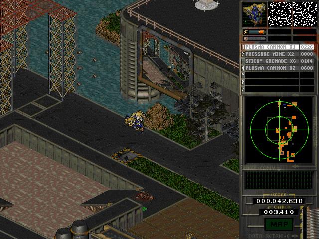 Play Bedlam (1996) Online - My Abandonware
