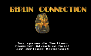 Berlin Connection abandonware