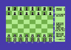 Best of Chess - Volume I: American Triumph abandonware