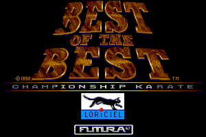 Best of the Best Championship Karate 0