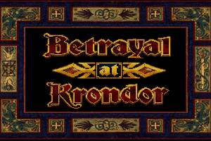 Betrayal at Krondor 0
