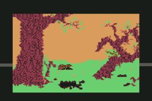Beyond the Forbidden Forest abandonware