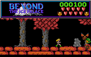 Beyond the Ice Palace abandonware