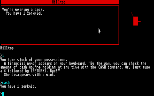 Beyond Zork: The Coconut of Quendor abandonware