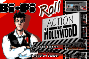 Bi-Fi Roll: Action in Hollywood abandonware