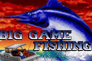 Big Game Fishing 0