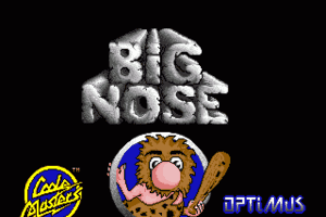 Big Nose the Caveman abandonware