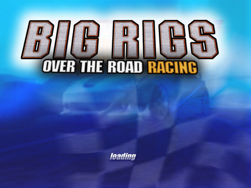 big rigs over the road racing commercial