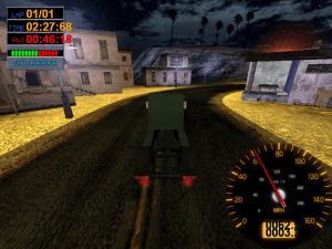 Big Rigs: Over the Road Racing abandonware