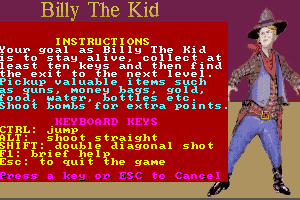 Billy the Kid Returns! 4