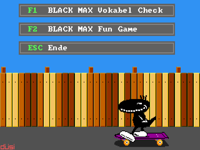 BLACK MAX Fun Game 0