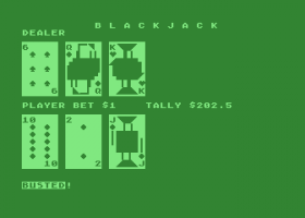 Blackjack abandonware