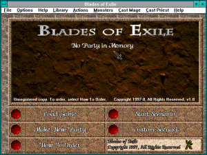 Blades of Exile 9