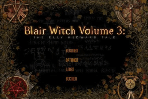 Blair Witch: Volume III - The Elly Kedward Tale 0