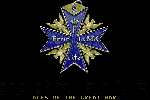 Blue Max: Aces of the Great War 0