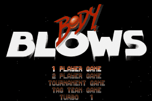 Body Blows 13