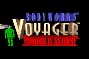 Bodyworks Voyager: Missions in Anatomy 0