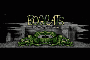 Bograts: The Puzzling Misadventure 0