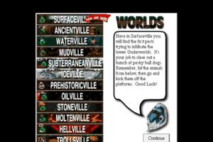 Old mac game list