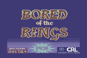 Bored of the Rings 0