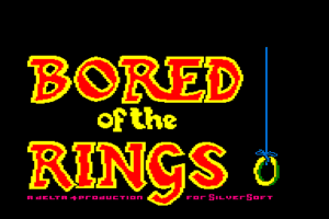 Bored of the Rings abandonware