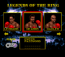 Boxing Legends of the Ring 22