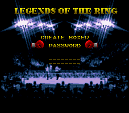Boxing Legends of the Ring 2