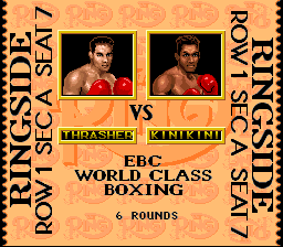 Boxing Legends of the Ring 6