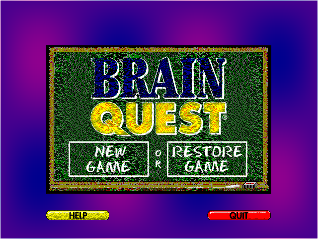 Brain Quest 6th Grade Edition 0