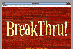 BreakThru! 0