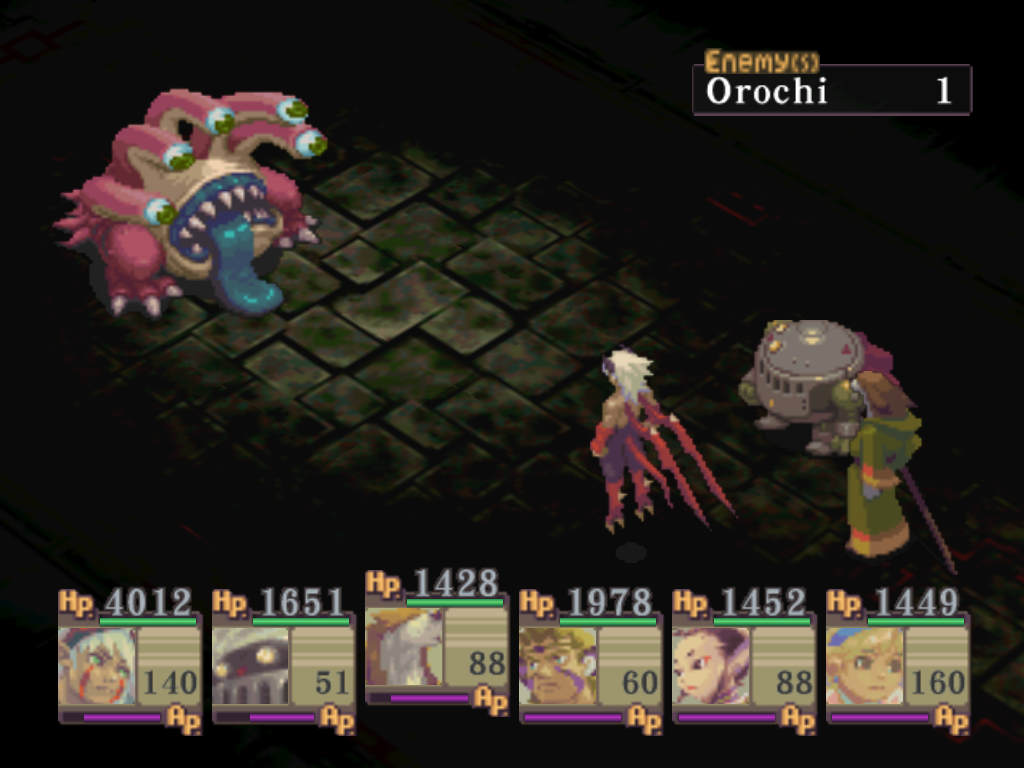 Download Breath Of Fire Iv  Windows