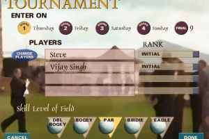 British Open Championship Golf 2