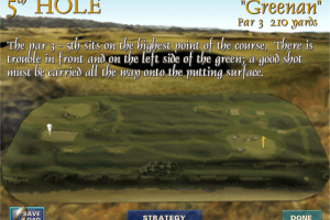 British Open Championship Golf 8