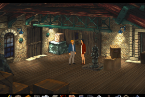Broken Sword: The Smoking Mirror 17