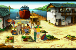 Broken Sword: The Smoking Mirror 33